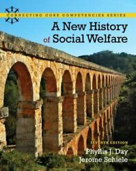 New History Of Social Welfare Paperback Phyllis J. Day