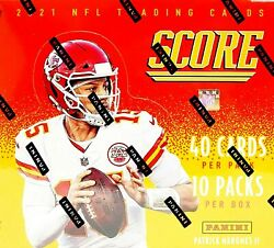 2021 Score Football Cards You Pick #1 #300 Complete you set Panini NFL $1.09