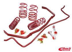 Eibach Sportline Springs And Sway Bars For 2005-2010 Ford Mustang 4.13135.880