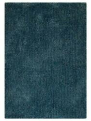 Hand Tufted Shag Polyester 10and039x13and039 Area Rug Solid Blue White Bbh Homes Bbk00111