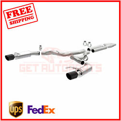 Magnaflow Exhaust -system Kit For Ford Mustang 15-17