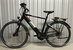 Gazelle -bromley Rt Greens 500 Battery And Bosch Active Plus Electric Ebike