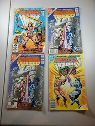 Dc Comics Masters Of The Universe Mini-series 1 2 And 3 Plus An Extra 2 Poor
