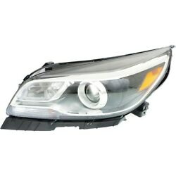 Hid Headlight Lamp Left Hand Side For Chevy Hid/xenon Driver Lh Malibu Gm2502400