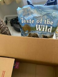 Totw Pacific Stream Smoked Salmon Dry Food For Adult Dog 28 Lb 4 Bags - Fs