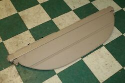03-07 Murano Tan Retractable Privacy Cargo Shade Cover Panel Factory Oem