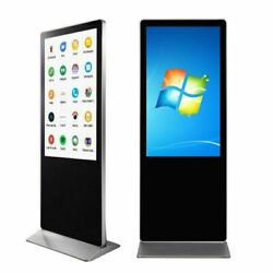 Totem Digital Lcd Tactile Et Interactif 46and039and039 Full Hd Sous Windows Intel Core I3