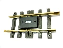 Lgb 10153 1015 U Insulated Track Section 150 Mm G Scale T01