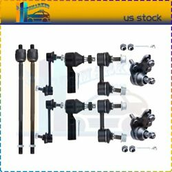 For 1994-1999 Toyota Celica New Front Lower Ball Joint Sway Bar End Link Parts