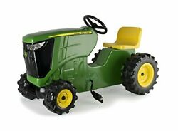 John Deere Pedal Tractor, Ride On Tractor Toy , Green