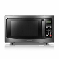 Microwave Oven With Smart Sensor Easy Clean Interior, Eco Mode And Sound On-off,