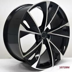 22and039and039 Wheels For Audi Q8 3.0 Premium Plus 2019 And Up 5x112 +31mm