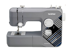 Brother Lx3817g 17-stitch Portable Full-size Sewing Machine Grey