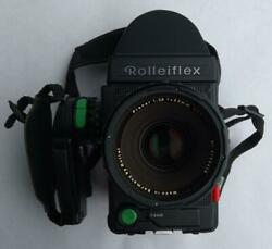 Rollei Rolleiflex 6008 Professional And Planar 80mm F/2.8 Hft And Magazin 6000 Rare