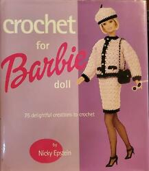Nicky Epstein Crochet For Barbie Doll Clothes Crochet Patterns Free Shipping