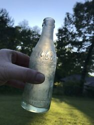 Rare Columbus Miss. Unlisted Variant Straight Side Ss Script Coca Cola Bottle