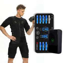 Ems Electro Wireless Ems Fitness Slimming Suit Ems Muscle Training Sportswear