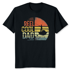 New Limited Dad Fisherman - Fatherand039s Day Gifts T-shirt