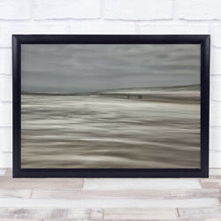Dancing With Light Weather Nature Beach Sand Windy Sands Wall Art Print