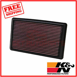 Kandn Replacement Air Filter For Subaru Legacy 1990-2004