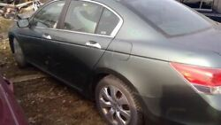 Engine 3.5l Vin 3 6th Digit Automatic Fits 08 Accord 9112439