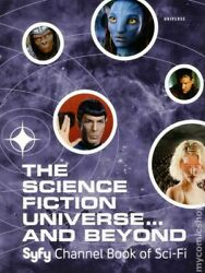 Science Fiction Universe And Beyond Hc Syfy Channel Book Of Sci-fi 1 Nm 2012