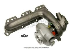 Saab 9-5 2000-2003 Turbocharger With Exhaust Manifold Pro Parts + Warranty