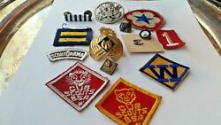 Ww2 Wwii Cub Scout Student Vintage Achievment Pin Pins Brooch Badge Patch