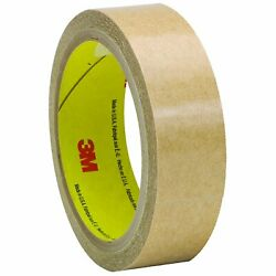 3mtm Adhesive Transfer Tape 950 Clear 1 In X 60 Yd 5 Mil 36 Rolls Per Case