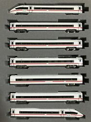 N Scale Kato 10-1512 And 10-1513 Db Ice4 Intercity Express 12-car Complete Set
