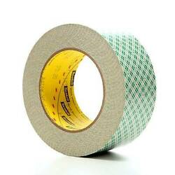 3m Double Coated Paper Tape 410m 2 In X 36 Yd 5.0 Mil Case Of 24