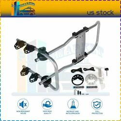 Widely Used Car Roof Rear Bicycle Carrier Rack 2 Bike Spare Tire-mounted New