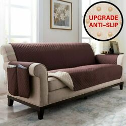 Sofa Covers Living Room Couch Cover Anti-slip Armchair Furniture Protector Pet