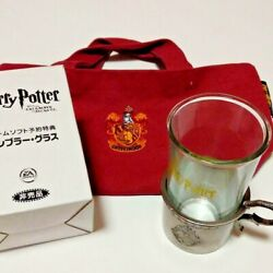 Harry Potter Poly Juice Tumbler Glass Cup And Bag Novelty Goods Of Ps2 Unused