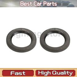 Rear Outer Wheel Seal National Fit Chrysler 1963-1964 2 Pcs