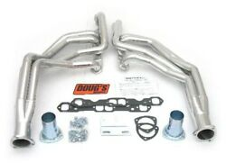 Exhaust Header-power Steering Auto Trans Power Brakes Fits 62-63 Chevy Ii 4.6l