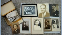 Lot1930 Antique Ephemera Norristown Pa 49pc Anders Artist Family Letters Cards