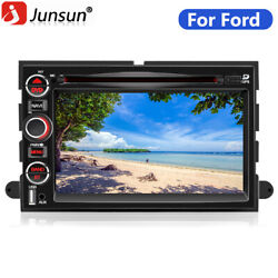 For Ford 2005-2009 Explorer 2006- 2010 Android 10.0radio Dvd Gps Navigation Edge