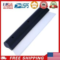 Soft Silicone Water Drying Blade Wiper Cleaning for Car Home Windows