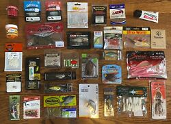 Mystery Tackle-box Bass And Trout/panfish Options