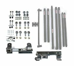Steinjager Long Arm Suspension Upgrade Kit-gray Hammer For Jeep Tj J0046051