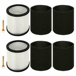 Replacement Filter Cartridge For Shop Vac 90304 90350 90333,fits Wet/dry Vacuum