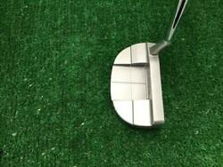 Benock M-51 Golf Putter Genuine Custom Made Shaft With Head Cover Used 114/mn