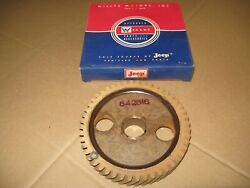 1951-52 Henry J And Willys 161 Timing Gear Narrow Part 642516 Nos