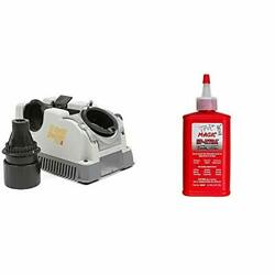 Drill Doctor 750x Drill Bit Sharpener And Forney 20857 Tap Magic Industrial Pro...