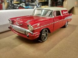 Snap-on Glow Mad Station Wagon 1957 Nomad Diecast Snap-on Tools Drag Car Hot Rod
