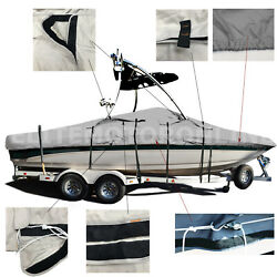 Searay 200 Sundeck Wakeboard Tower Trailerable Ski Boat Storage Cover