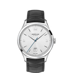 Watch Man 112533 Mechanical Analogue Only Time Steel