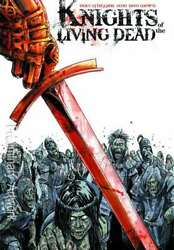 Knights Of The Living Dead 1 Vf/nm Slave Labor   Save On Shipping - Details In
