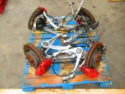 2003 2006 2008 2010 Dodge Viper Srt-10 8.3 Calipers Spindle Control Arms Hubs